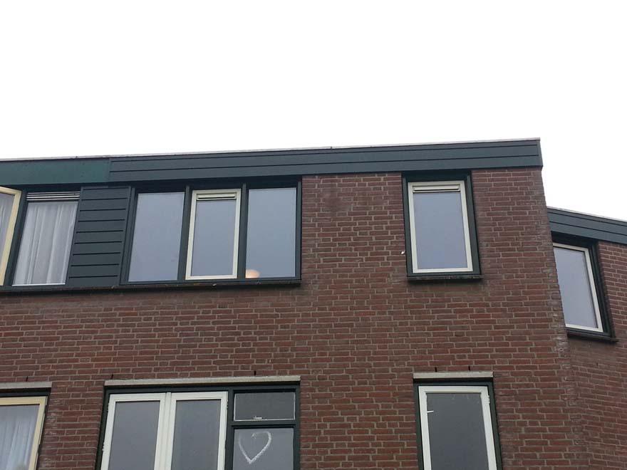 Gevel Bekleding 4 Perfect Windows