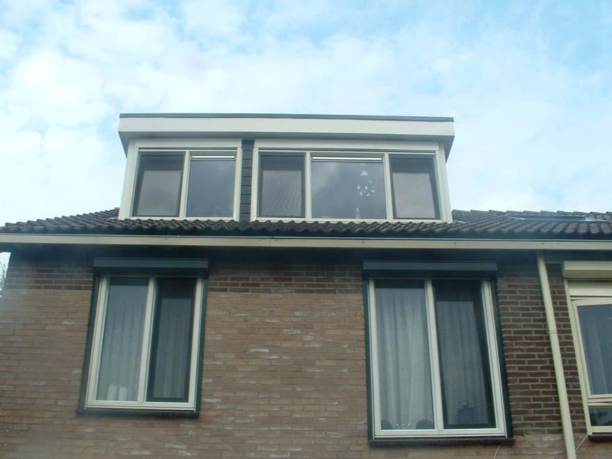 Diverse Dakkapellen Perfect Windows
